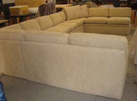 Etonnant After: Gorgeous Sectional Sofa