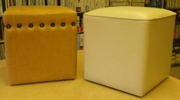 Complimentary Ottoman Cubes