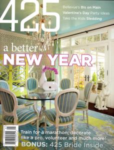 425 Magazine January/February 2011 Cover