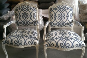 flourish armchairs e1403212218944 300x202 A New Take On Shabby Chic