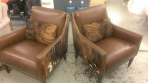 recliner after 300x169 Leather and Cowhide